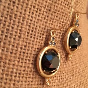 Spartina 449 Jewelry - Spartina faceted gem earrings